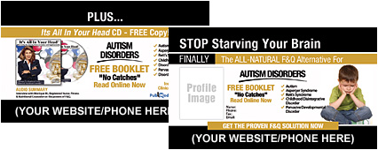 Autism Disorders Business Cards