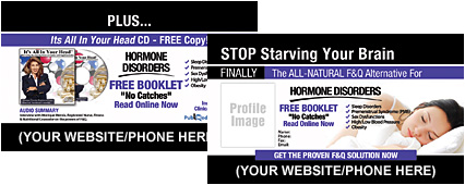 Hormone Disorders Business Cards