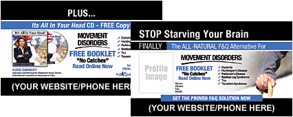 Movement Disorders Business Cards
